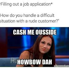 What Now Meme - why cash me ousside howbow dah is rocking meme economy