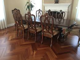 dining room sanding and refinishing chicago