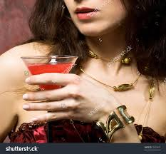 young woman glass wine stock photo 19523476 shutterstock