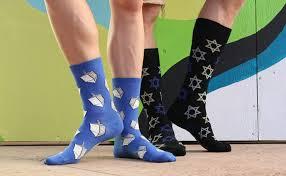 chanukah socks stylish hanukkah socks sock drawer