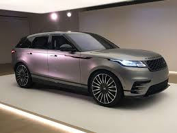 land rover above and beyond logo the range rover velar is here and it u0027s going to be a big hit