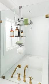 introducing the over door shower caddy a modern solution for