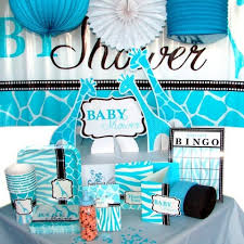 Boisterous Baby Shower Themes For Boys