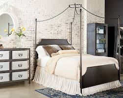 Iron Canopy Bed Manor Cathedral Iron Canopy Bedroom Magnolia Home