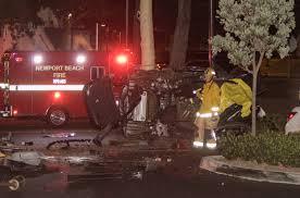 halloween horror nights customer service number woman dies after her car hits tree in newport beach u2013 orange