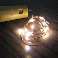 button cell lights