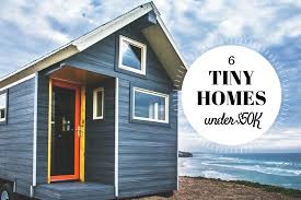 Mini Homes On Wheels For Sale by 6 Tiny Homes Under 50 000 You Can Buy Right Now Tiny Houses