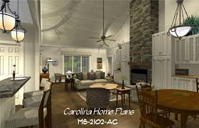 craftsman open floor plans craftsman style home plan with spacious open floor layout