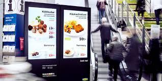 Ikea Outdoor Ad A Beginners Guide To Outdoor Digital Signage Tech Guru