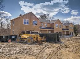 new multi family house construction u2014 stock photo sonar 29126291