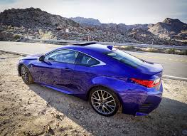 lexus rc ultrasonic blue a week with the lexus rc 350 f sport 95 octane