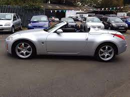 convertible nissan 350z used nissan 350z cars for sale drive24