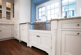 Painted Wood Kitchen Gallery All White Is The Most Popular Color - Shaker white kitchen cabinets