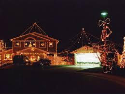 Rosemont Christmas Lights Famous Local Light Display Has Dimmed Rosemont Ca Patch