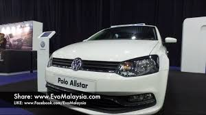 volkswagen sedan malaysia evo malaysia com 2017 volkswagen polo allstar walk around