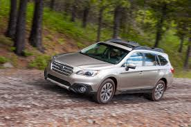 subaru outback black 2015 2015 subaru outback 2 5i limited first test motor trend
