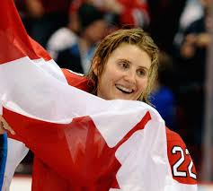 Canada Flag Bearer Sochi 2014 Hayley Wickenheiser To Be Canada U0027s Flag Bearer At