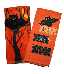halloween kitchen towels page two halloween wikii
