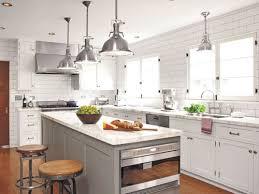 black kitchen cabinets with white subway tile backsplash 20 gorgeous gray and white kitchens maison de pax