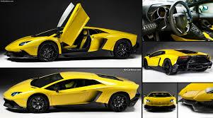 yellow lamborghini aventador lamborghini aventador lp720 4 50th anniversary 2013 pictures