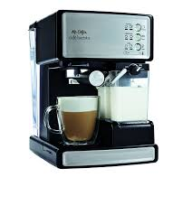 amazon com mr coffee bvmc ecmp1000 rb cafe barista espresso