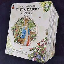 rabbit library illustrated hardcover books rabbit for children ebay