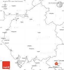 England Blank Map by Blank Simple Map Of Cumbria County