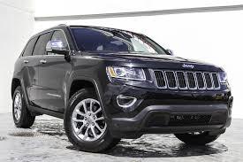 jeep grand cherokee bull bar 2014 jeep grand cherokee limited stock 107616 for sale near