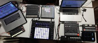 Audio Visual Rack Designing A Realtime 3d Sound Performance With Mntn Ask Audio