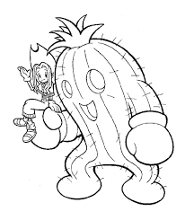 togemon mimi coloring pages digimon coloring pages
