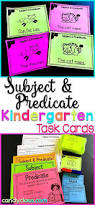 Worksheets On Subjects And Predicates Best 25 Subject And Predicate Games Ideas On Pinterest Writing