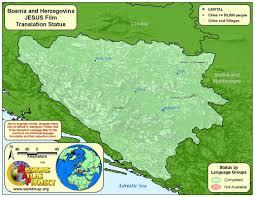 Bosnia Map Bosnia And Herzegovina Worldmap Org