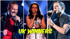 Series Uk - all winners auditions the voice uk series 1 5 youtube