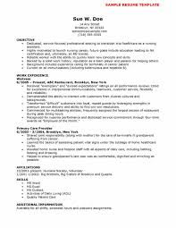 Sample Pilot Resume by Cna Resume Resume Cv Cover Letter