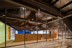 gallery of factory office renovation vtn architects 3