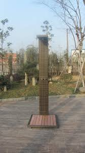 Outdoor Pool Showers - leisure wicker shower for outdoor garden beach swimming pool