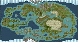 Where Is Mt Everest On A World Map radster u0027s avatar last airbender huge world map 128 80