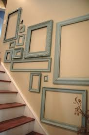 decorating a staircase wall home design ideas and pictures