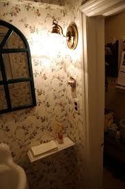 tiny powder room before and after classic casual home