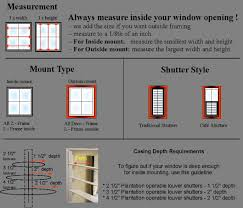 measure for window shades u2022 window blinds