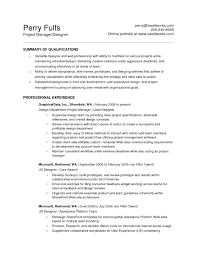 Sample Word Resume by Ms Word Resume Template