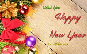 advance happy new year 2018 wishes quotes images messages