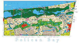 map of naples fl naples florida estate smart pelican bay aerial
