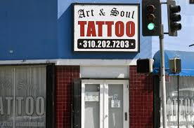 tattoo shops in la guide to melrose avenue shops restaurants