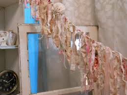 my sparrows nest shabby chic garland