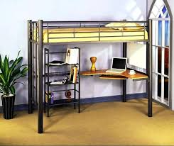 ikea bunk bed with desk you can assemble the desk parallel