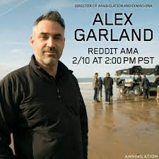 ex machina director alex garland annihilation ex machina ama on r movies saturday