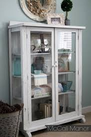 Glass Bookcase With Doors Best 25 Glass Door Bookcase Ideas On Pinterest Blue Library