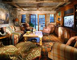 Western Interior Design by 16 Awesome Western Living Room Decors Home Design Lover