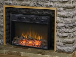 warm your décor with fireplace inserts